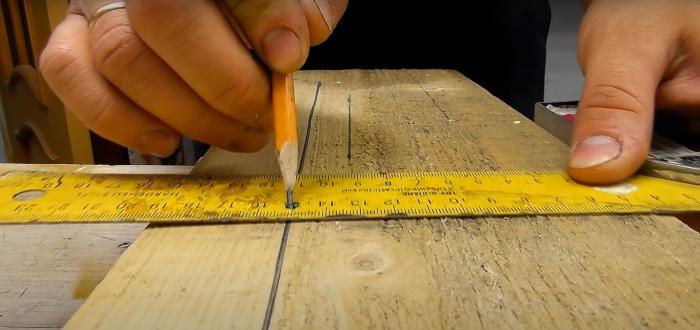 С помощью такого способа разметки можно значительно увеличить скорость работы. /Фото: youtube.com
