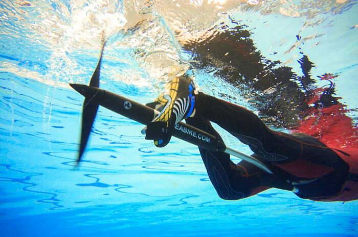 C SeaBike отдых на воде становится намного интереснее. /Фото: seabike.com