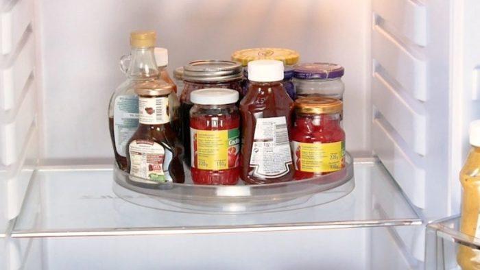 Отличная практичная идея для любого места на кухне. /Фото: files.heftigcdn.com