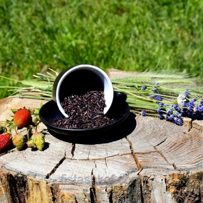 В мультиварке лучше готовить черный рис. /Фото: images.ua.prom.st