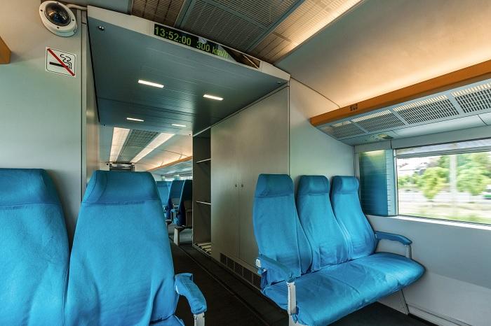 Внутри достаточно комфортно для короткого путешествия. /Фото: ak-d.tripcdn.com