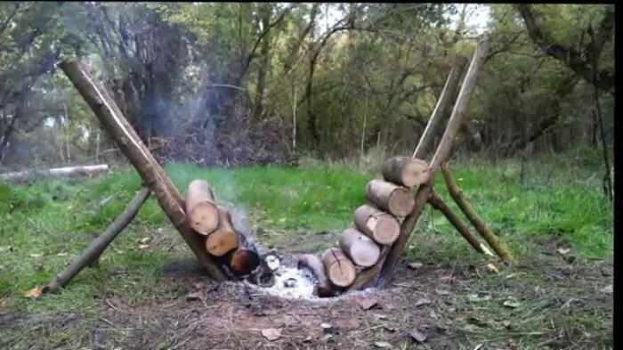 Устройство самоподдерживающегося огня. /Фото: i.ytimg.com