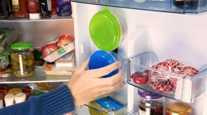 Полезная идея для любого хранения продуктов. /Фото: i.pinimg.com
