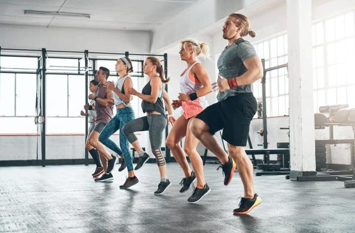 С помощью занятий спортом можно управлять своим голодом. /Фото: evaportal.com.ua