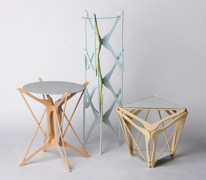 Такая мебель красиво будет смотреться в любой комнате. /Фото: glocal.mx