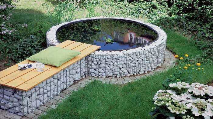Красивое декоративное решение, которое украсит любой дачный участок. /Фото: bricoportale.it