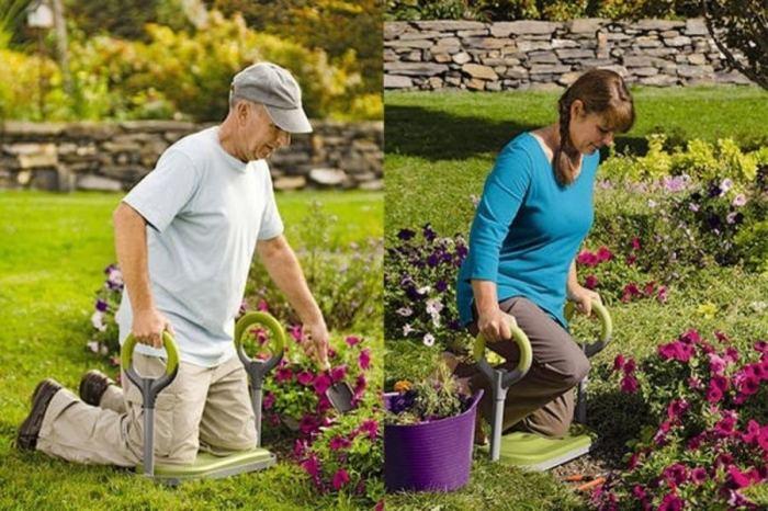 Подкладку под ноги можно сделать самостоятельно. /Фото: i.obozrevatel.com