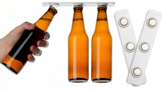 Полезная примочка для холодильника с большим количеством продуктов. /Фото: beer-box.com.ua