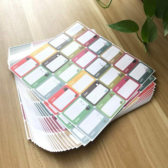 Маркировка упрощает поиск вещей. /Фото: images-na.ssl-images-amazon.com