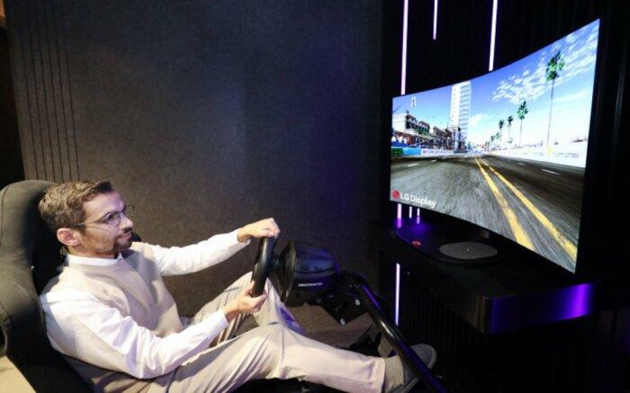 Изгибающийся монитор LG по достоинству оценят геймеры. /Фото: prad.de