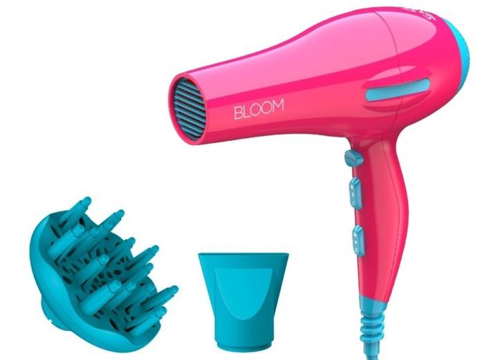 Диффузор нужно использовать только в конце сушки волос. /Фото: avatars.mds.yandex.net