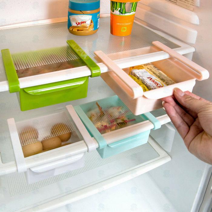 Простое решение для экономии пространства. /Фото: i.ebayimg.com