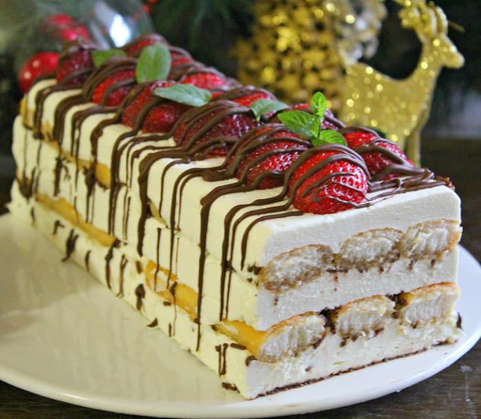 В десертах самое большое содержание сахара. /Фото: img11.postila.ru