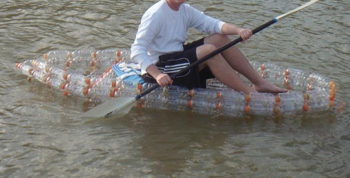 Плавательное средство, за которое не нужно отдавать больших денег. /Фото: xshouyi.com