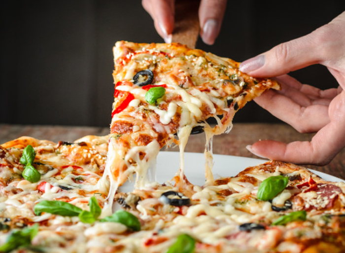 Пиццу сыром не испортишь. /Фото: promotions.co.th
