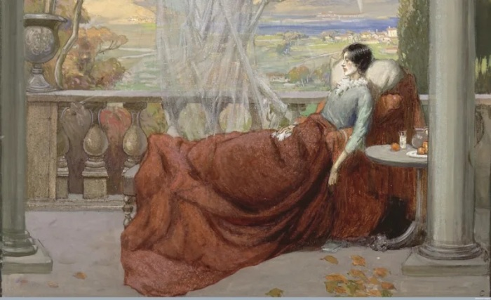 В Викторианской Англии бледность и изможденность считались стандартом красоты. /Фото: i.kinja-img.com