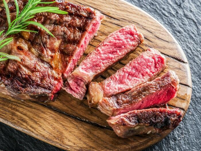 Этим мясом будет наслаждаться любой гурман. /Фото: steak-club.com.ua