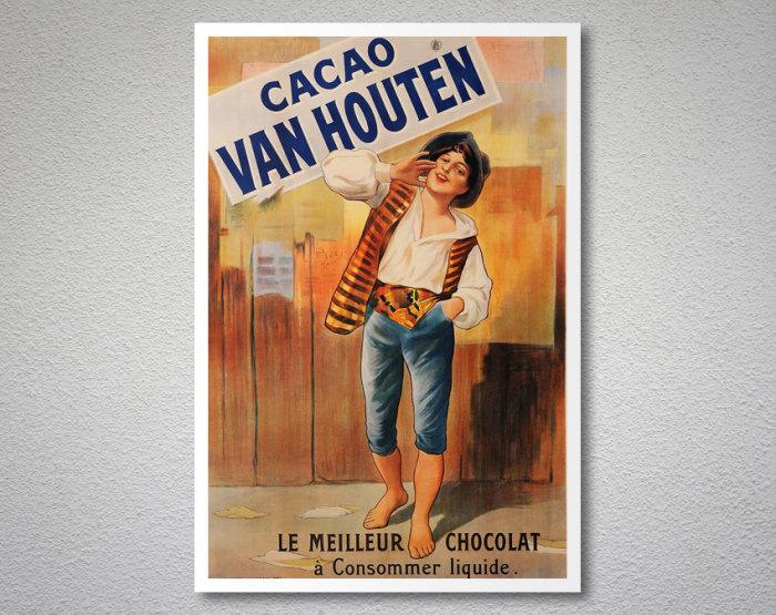 Изображения радостных детей активно печатались в журналах и газетах того времени. /Фото: artyposters.com
