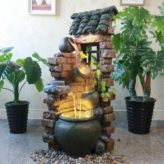 Красивая и необычная конструкция для украшения дома. /Фото: i.pinimg.com