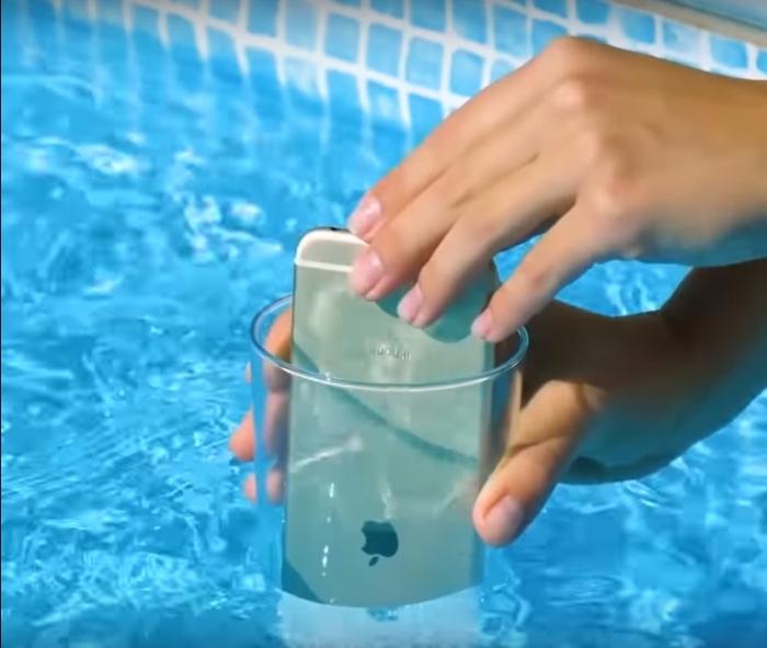 Этот простой трюк поможет сделать качественные фото в воде.