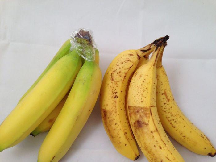 Целлофан на «хвостике» притормозит выработку этилена. /Фото: cdn.instructables.com