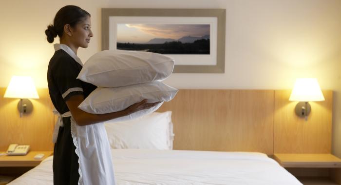 Постельное белье требует идеальной чистоты. /Фото: blogcdn.com