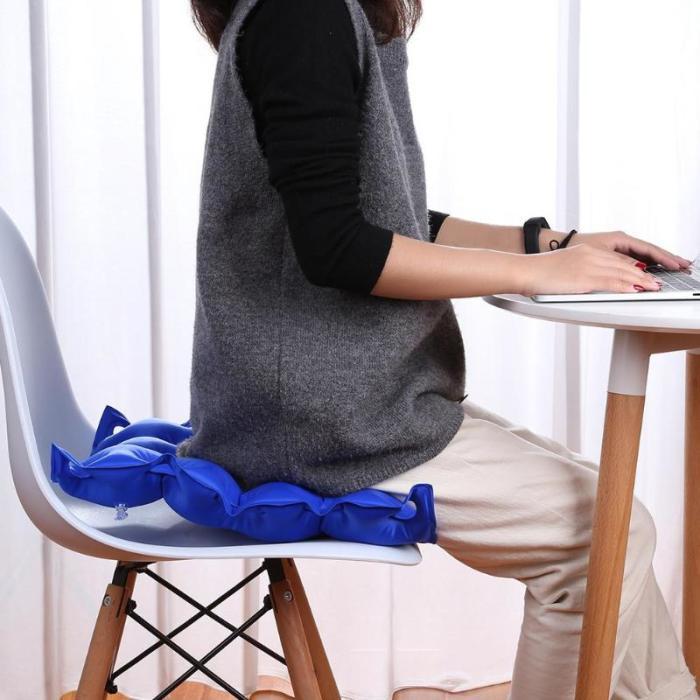 С надувной подушкой сидеть будет намного комфортнее. /Фото: ae01.alicdn.com