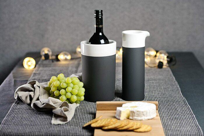 Керамический винный чиллер с естественным охлаждением скрасит любой отдых. /Фото: images-na.ssl-images-amazon.com