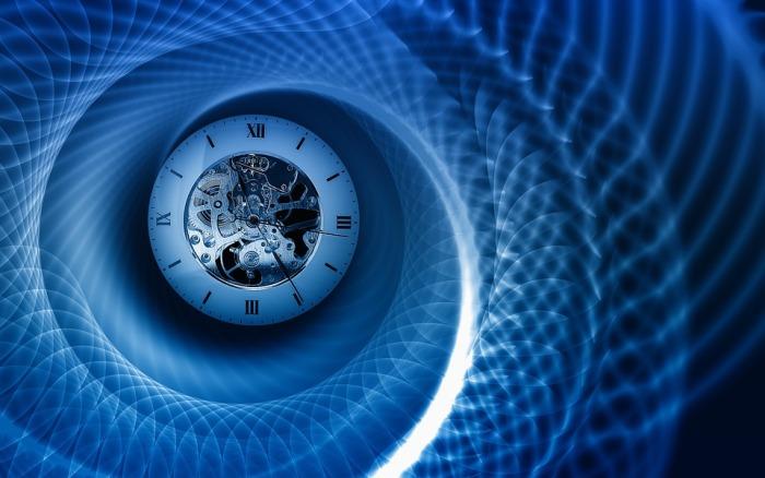Время невозможно без мира, но и мир невозможен без времени. А. Шопенгауэр. /Фото: cdn.pixabay.com