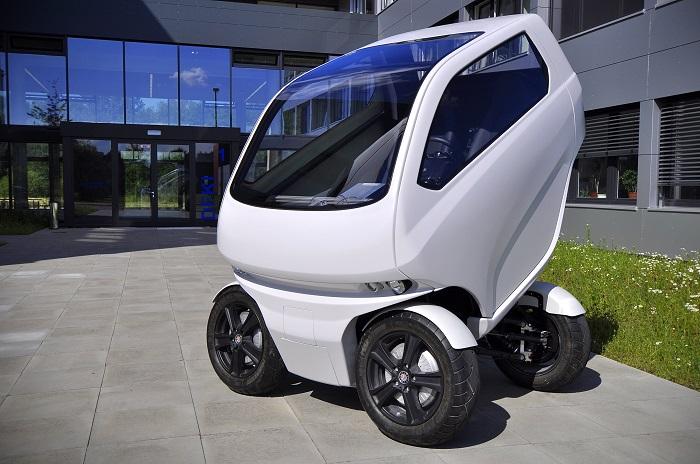 EO Smart Connecting Car 2 – идеальное средство передвижения по городским улицам. /Фото: i1.wp.com