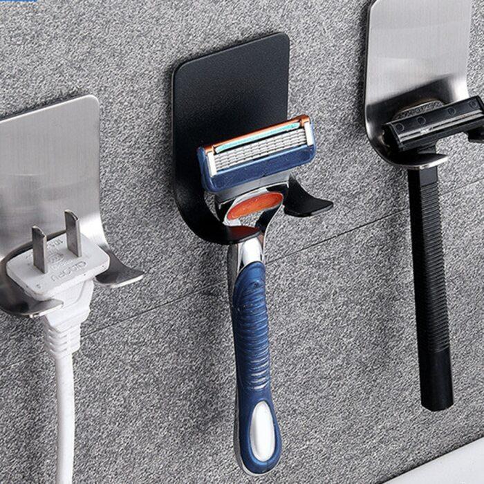 Отличное решение, чтобы бритва не мешалась и быстро высыхала. /Фото: ae01.alicdn.com