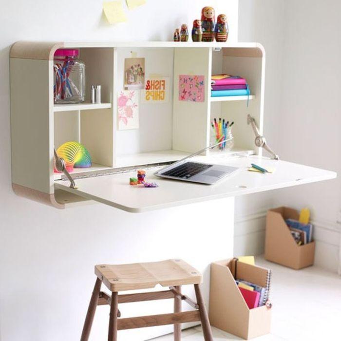 Отличная рабочая зона для ребенка любого возраста. /Фото: i.pinimg.com