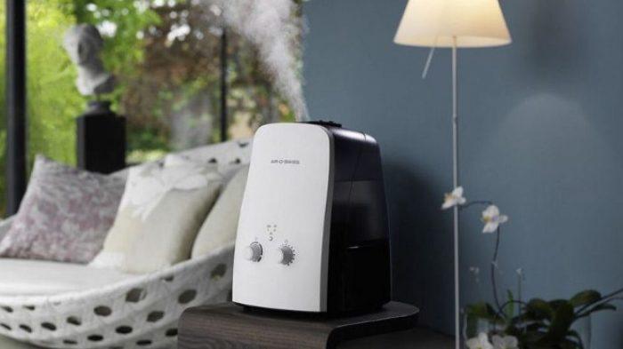 Увлажнитель воздуха — очень полезная штука для дома. /Фото: blog.allo.ua