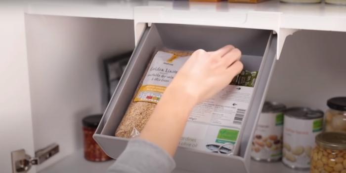 Дополнительное полезное пространство никогда не помешает. /Фото: youtube.com