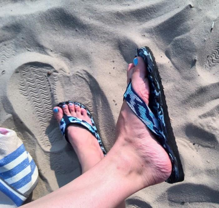 Ничто не испортит пляжный отдых. /Фото: img.mysku-st.ru