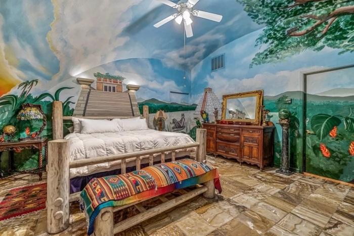 Небо в этой комнате — это отдельное произведение искусства. /Фото: d15-a.sdn.cz