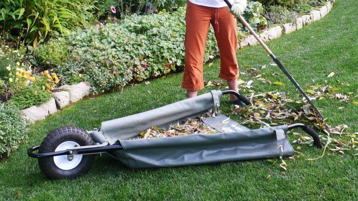 Многофункциональная тележка — незаменимый помощник для чистоты и порядка. /Фото: i.pinimg.com