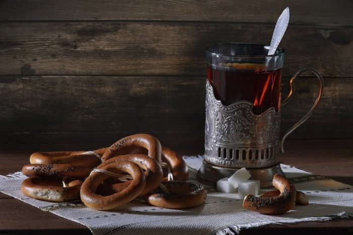 Чайная романтика под стук колес. /Фото: myrussia.life