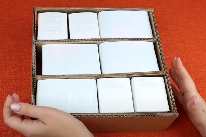 Перед сборкой проверяют точное совпадение размеров деталей. / Фото: youtube.com