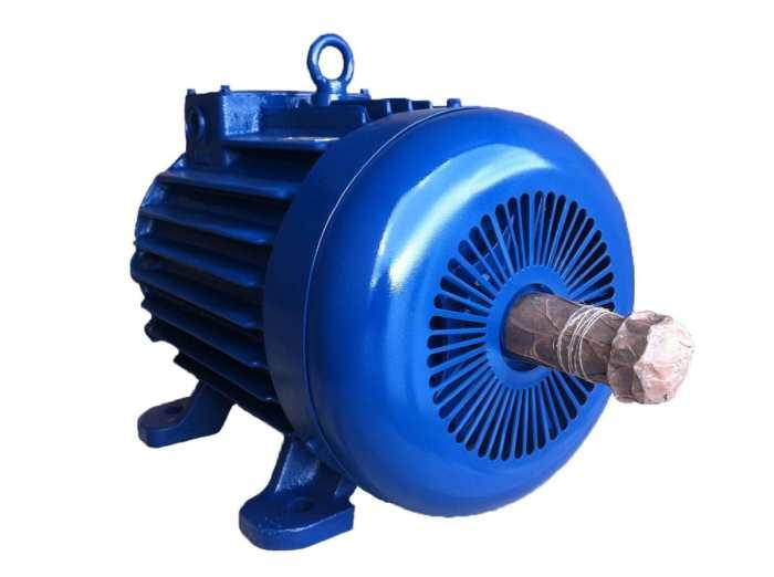 Электродвигатель. /Фото: elektro-motors.uz