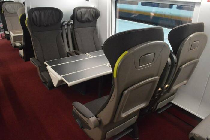 В удобных креслах время в поездке летит незаметно. /Фото: wi-images.condecdn.net