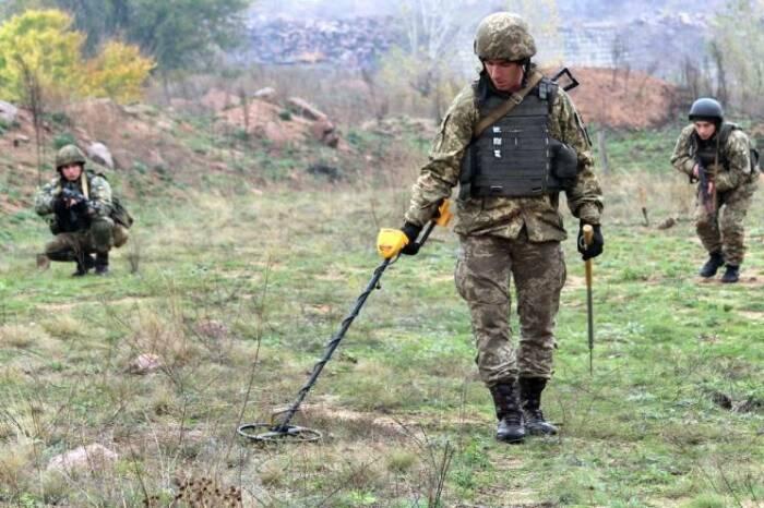 Опасная работа, на которой не возможно в точности предусмотреть опасность. /Фото: img.depo.ua
