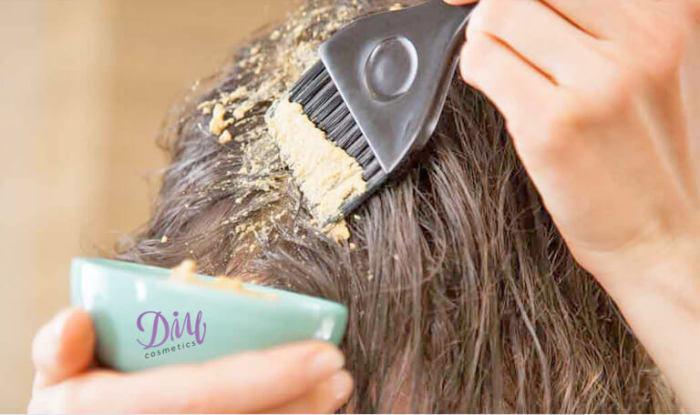 Горчица хорошо укрепляет волосы. /Фото: diycosmetics.net