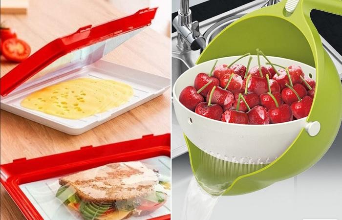 10 полезных штуковин, чтобы кухня стала удобнее, а готовка не вызывала раздражения