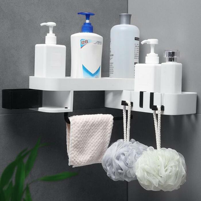 Полки для ванной можно купить на любой вкус. /Фото: ae01.alicdn.com