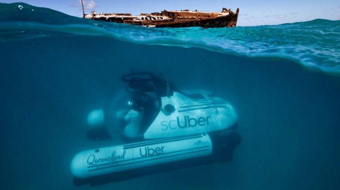 Увлекательное путешествие под водой. /Фото: dev.by