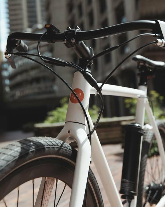 Легкий и комфортный велосипед, который покоряет любое сердце с первой поездки. /Фото: i.imgur.com