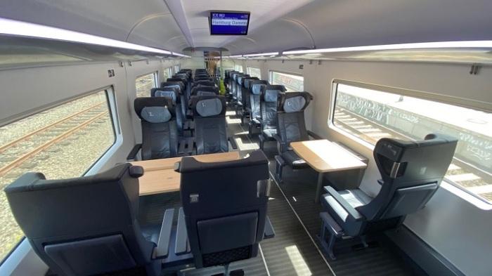Первый класс в ICE4. /Фото: seat61.com