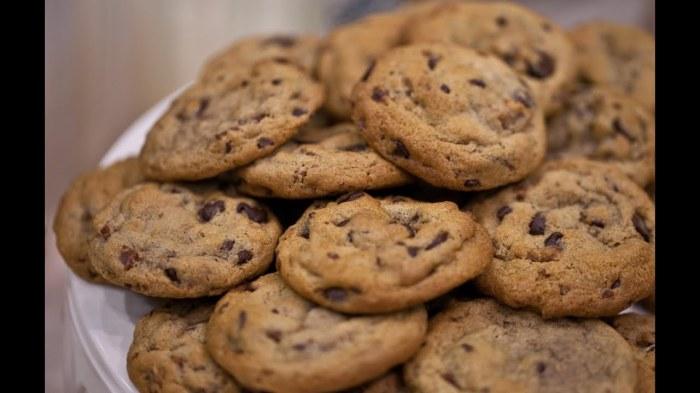 Шоколадное печенье. /Фото: i.ytimg.com