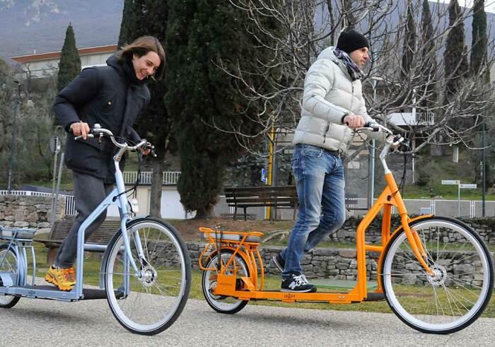 Lopifit дает возможность и прогуляться, и позаниматься на беговой дорожке. /Фото: startupselfie.net